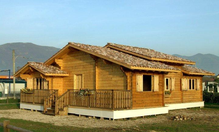 Case In Tronchi Di Legno Trentino : Block house casa block house case in legno block house